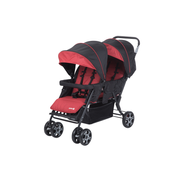 Safety 1st TEAMY Tandem pram 2 seat(s) Black, Red