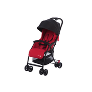 Safety 1st Urby Traditional stroller 1 seat(s) Black, Red