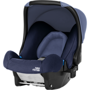 Britax Römer BABY-SAFE baby car seat 0+ (0 - 13 kg; 0 - 13 months) Black, Blue, Grey