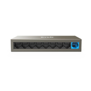Tenda TEF1109D network switch Unmanaged Fast Ethernet (10/100) Grey