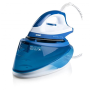 Domo DO7112S steam ironing station 1.8 L Ceramic soleplate Blue, White