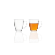 Montana 052644 coffee glass Transparent 2 pc(s) 380 ml