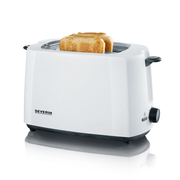 Severin AT 2286 toaster 2 slice(s) 700 W White