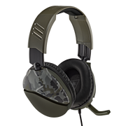 Turtle Beach Recon 70 Gaming Headset for Xbox, PS5 ,PS4, Switch, PC - Camo Green