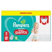 Pampers Baby-Dry Pants Size 5, 88 Nappies, 12kg-17kg