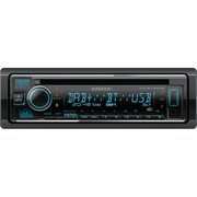 Kenwood KDC-BT740DAB car media receiver Black 50 W Bluetooth