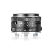 Meike 25mm F1.8 MILC Wide lens Black