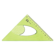 ARDA Elastika Triangle 20 cm Plastic Green 1 pc(s)