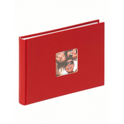 Walther Design Fun photo album Red 40 sheets S
