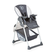 Hauck MICKEY COOL VIBES Multifunctional high chair Padded seat Grey, White