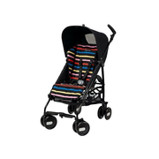 Peg Perego Pliko Mini Lightweight stroller 1 seat(s) Black, Multicolour