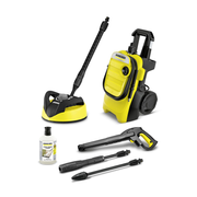 Kärcher K 4 COMPACT HOME pressure washer Upright Electric 420 l/h 1800 W Black, Yellow