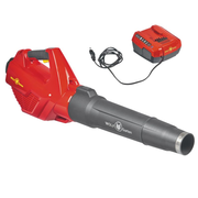 WOLF-Garten 41AS4BD-650 cordless leaf blower 240 km/h Black, Red 40 V