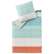 Esprit Mara Cyan, Orange, White Cotton