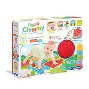 Clementoni Soft Clemmy Multicolour Baby play mat