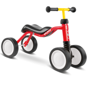 Puky Wutsch Kids Four wheel scooter Red