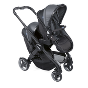 Chicco 00079003850000 baby carriage Tandem stroller 2 seat(s) Black