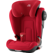 Britax Römer Kidfix 2 S baby car seat 2 (15 - 25 kg; 4 - 6 years) Red