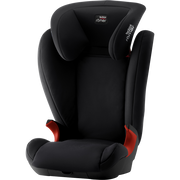 Britax Römer KID II baby car seat 2-3 (15 - 36 kg; 3.5 - 12 years) Black