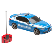 RE.EL Toys 2200 Radio-Controlled (RC) land vehicle Electric engine 1:24 Police car