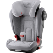 Britax Römer KIDFIX 2 S baby car seat 2-3 (15 - 36 kg; 3.5 - 12 years) Black, Grey