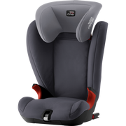 Britax Römer Kidfix SL baby car seat 2-3 (15 - 36 kg; 3.5 - 12 years) Grey