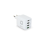 Dicota D31722 mobile device charger White Indoor
