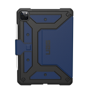 "Urban Armor Gear Metropolis 32.8 cm (12.9"") Folio Black, Blue"
