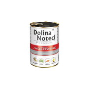 Dolina Noteci 5902921301325 dogs moist food Beef, Pork Adult 400 g