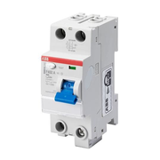 ABB F452 25 A30 circuit breaker Residual-current device A-type 2