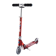Micro Mobility SA0178 kick scooter Adults Space scooter Red