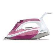 Solac PV2006 iron Steam iron Ceramic soleplate 2400 W Red
