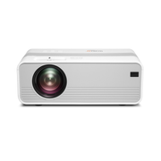 Technaxx TX-127 data projector Standard throw projector 2000 ANSI lumens LCD 1080p (1920x1080) Silver, White