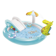 Intex Gator Play Center Inflatable pool Round 160 L Multicolour