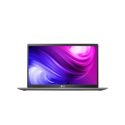 "LG Gram 14Z90N-V.AR52G notebook DDR4-SDRAM 35.6 cm (14"") 1920 x 1080 pixels 10th gen Intel® Core™ i5 8 GB 256 GB SSD Wi-Fi 6 (802.11ax) Windows 10 Home Silver"