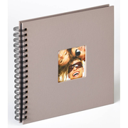 Walther Design Fun photo album Grey 40 sheets S