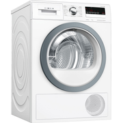 Bosch Serie 4 WTM8528KPL tumble dryer Freestanding Front-load 8 kg A++ White
