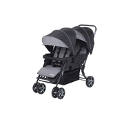 Safety 1st TEAMY Tandem pram 2 seat(s) Black, Grey