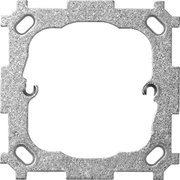 ABB 2CCA372362R0001 wall plate/switch cover Metallic