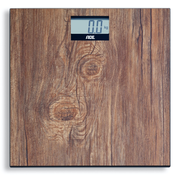 ADE BE 2004 Holly Square Wood Electronic personal scale