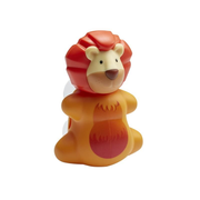 Diaqua Lion Red, Yellow Wall-mounted toothbrush holder