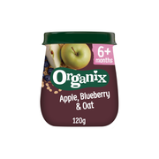 Organix 5879.419 baby snack meal 120 g