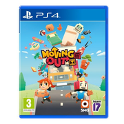 Sony Moving Out (PS4) Basic Dutch, English PlayStation 4