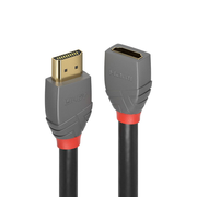Lindy 36475 HDMI cable 0.5 m HDMI Type A (Standard) Black
