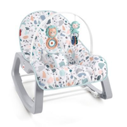 Fisher-Price GWD39 baby swing Indoor Baby cradle swing 1 seat(s) Multicolour