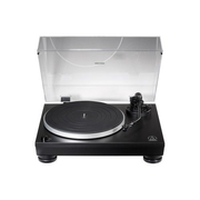 Audio-Technica AT-LP5X audio turntable Direct drive audio turntable Black