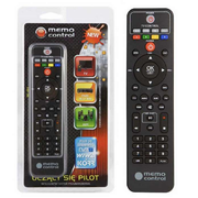 WIWA MC-003 remote control TV