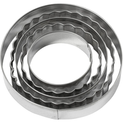 Creativ Company 782882 cookie cutter Metallic