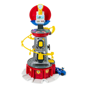 PAW Patrol , Mighty Pups Super PAWs Lookout Tower Playset with Lights and Sounds, for Ages 3 and Up