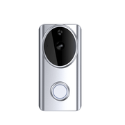 WOOX R4957 doorbell kit Black, Silver